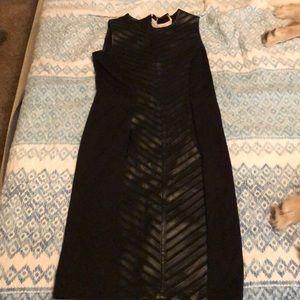 Very Nice Long Knee Length IMAN Dress